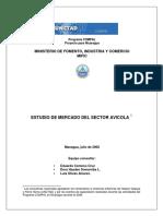 Nicaragua Sector Avicola