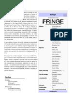 Fringe - La serie