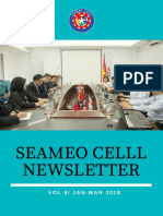 seameo celll newsletter vol 09-q1-2018