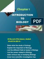Chapter 1 (Biologi Ting.4)