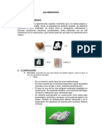 SEMANA N° 04 - AGLOMERANTES