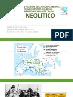 Neolitico Kevin Del Aguila