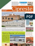 Cipreste 13, Set 2010