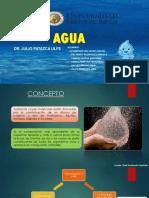 agua- salud publica