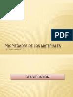 propiedades de materiales
