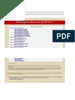 A. Matriz de Formulacion Pat 2017 Calendarizacion