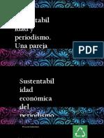 Periodismo sustentable