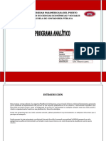 Programa de Planificacion de Empresa