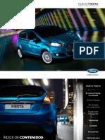 Catalogo Fiesta 5 Puertas 2015