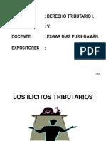 Los Ilícitos Tributarios