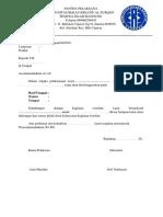 Template Surat Alfurqan