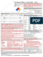 MSDS - Asam Sulfat (H2SO4).pdf