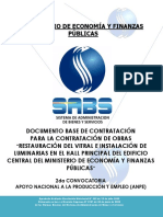 Documento Base de Contratación