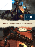 Arcane Artillery Definitive Edition