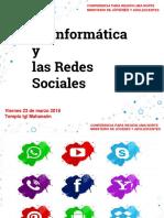 Informática y Redes Sociales