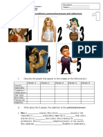 Famous People Grammar Guides Information Gap Activities 81161