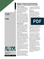 Activated Alumina F220 Data Sheet.pdf