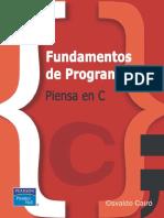 Fundamentos de Programacion  Piensa en C -  Osvaldo Cairo Battistutti (1).pdf
