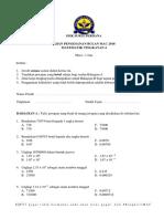 Ujian Mac - Tingkatan 4