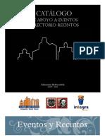Directorio Recintos - Benito Juárez CDMX