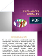 Las Dinamicas Grupales