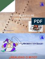Mito Productividad