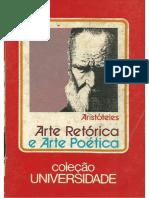 Arte Retórica e Arte Poética - Aristóteles.pdf