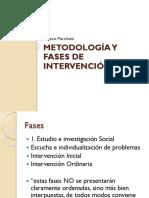 Metodología y Fases de Intervención_marchioni