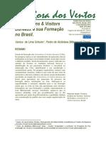 Conventions & Visitors Bureaux e Sua Formação No Brasil.