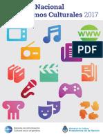 Encuesta Consumos Culturales 2017. Informe General