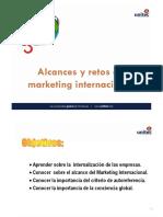 Capitulo 1 - Alcances y Retos Del Marketing Internacional