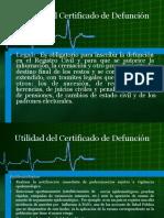 Uso Correcto Del Certificado Médico de Defunción (1)