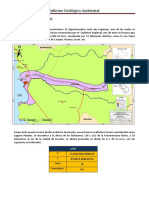 Informe Geológico Ambiental UNMSM