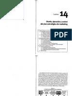 Capitulo 14 Diseso Plan Estrategico de Mkt 307086