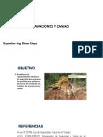 Excavaciones y Zanjas-Charla