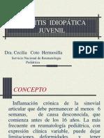 Artritis Idiopatica Juvenil 2006