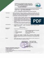 SK Kepala IGD RSUD Dr. H. Soemarno Sosroatmodjo Kuala Kapuas