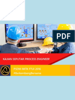 Kajian Seputar Process Engineer