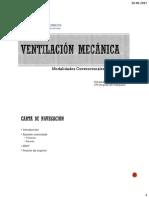 Ventilacion Modos Convencionales - Copia