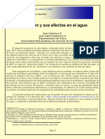 Revistaeureka 05 05 La Presion y Sus Efectos en El Agua. Guia Para El Docente