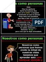 1-Nosotros Como Personas
