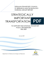National Workshop_Strategically Important Transportation Data