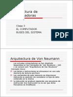 Arqui Compu(Clase 3)Buses