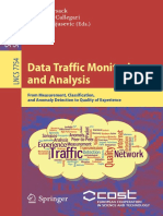 DataTraffic Monitoring and Analysis