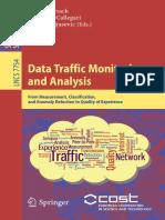 DataTraffic Monitoring and Analysis
