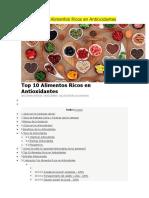 Alimentos Ricos en Antioxidantes.docx