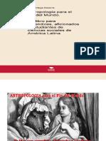 eBook en PDF Antropologia Para El Fin Del Mundo Un Libro Para Aprendices Aficionados y Estudiantes de Ciencias Sociales de America Latina