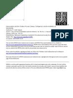 Sawyer - Improvisation and the Creative Process- Dewey, Collingwood, And the Aesthetics of Spontaneity
