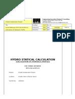 Hydraulics Calculation(1.6 Dia)