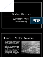Nuclear Weapons 2